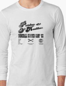 Dodgeball Summer Camp Long Sleeve T-Shirt