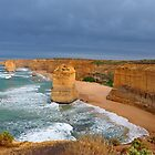 Twelve Apostles. Port Campbell National Park, Victoria, Australia. (3) by Ralph de Zilva