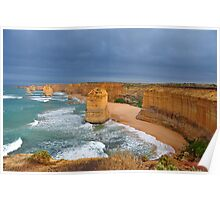 Twelve Apostles. Port Campbell National Park, Victoria, Australia. (3) Poster