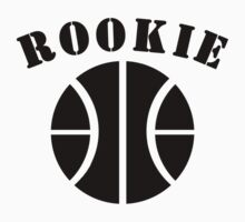 Rookie Basketball One Piece - Short Sleeve