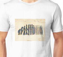 Barcode Evolution Unisex T-Shirt