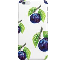 Plum02 iPhone Case/Skin