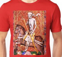 Medieval Death painting Unisex T-Shirt