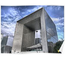 Another at La Defense (3) Poster