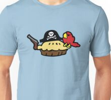 Pie Pirate Unisex T-Shirt