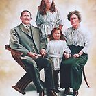 Edwardian Family Group by wonder-webb