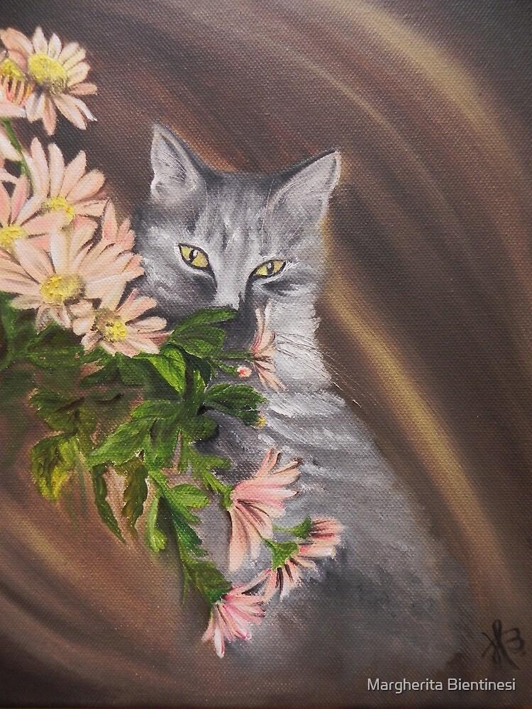 Romantic soul- oil by Margherita Bientinesi