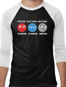Proton Electron Neutron T Shirt Men's Baseball ¾ T-Shirt