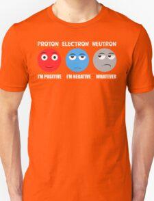 Proton Electron Neutron T Shirt Unisex T-Shirt
