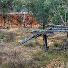 Plain old bridge by vilaro Images
