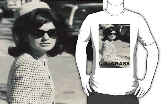 Jackie Kennedy Onassis - L.A. CRASS by JJfroud