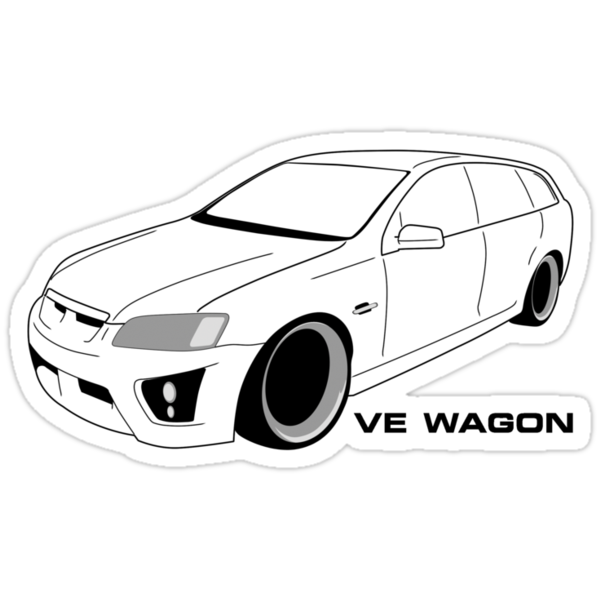 VE Wagon #1 by antdragonist