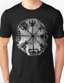 Runic Magic, Norse Compass - 'Vegvisir' Unisex T-Shirt