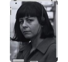 Janet weiss iPad Case/Skin