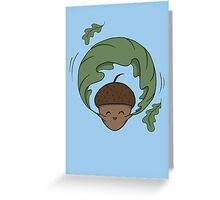 Acorn Athletics Greeting Card