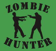 Zombie Hunter Kids Tee