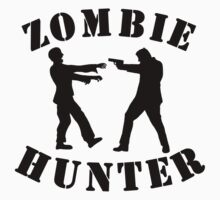Zombie Hunter One Piece - Long Sleeve