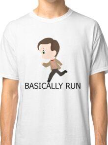 Basically Run Classic T-Shirt