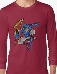Sly Cooper Long Sleeve T-Shirt