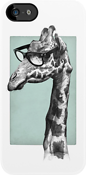 Short-Sighted Giraffe by rubyred