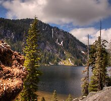 Lake Dorothy by Dale Lockwood