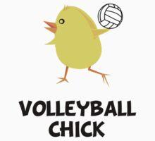 Volleyball Chick by AmazingMart