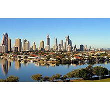 Gold Coast City Morning Photographic Print