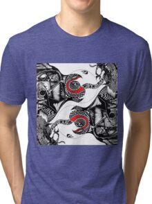 Orbs Tri-blend T-Shirt