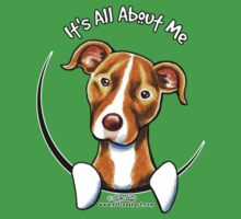 Pit Bull :: It's All About Me Kids Tee
