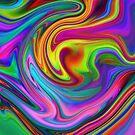 Tye Dye by Kelly Rockett-Safford