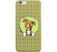 Pit Bull :: It's All About Me iPhone Case/Skin