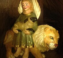 Riding the Lion by RC deWinter