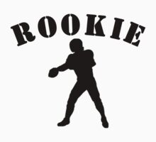 Rookie Football Kids Clothes