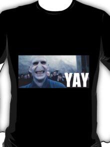 Voldemort Yay T-Shirt