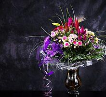 Bouquet of Flowers by torishaa