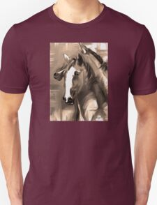 Together 1 in Sepia Unisex T-Shirt