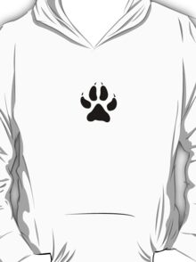 Wolf's Paw T-Shirt