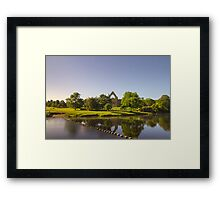 Bolton Abbey Nestled in the Yorkshire Dales on the banks of the River Wharfe 5603 Framed Print