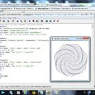 LibertyBASIC program -(250612)- LOGO style graphic printout by paulramnora