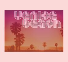 Venice Beach - Los Angeles by WAMTEES