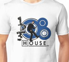 Rock House Blue Unisex T-Shirt