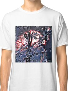 Intruder Incognito; red - Hawk, v6 Classic T-Shirt