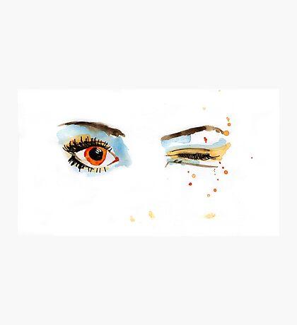 Eyes - 01 Photographic Print