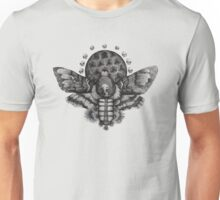 Death Moth  Unisex T-Shirt