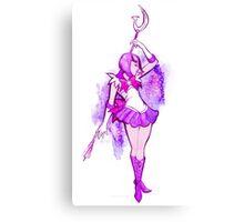 Sailor Saturn Canvas Print