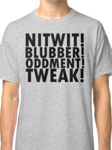 Dumbledore's Hogwarts Welcome Classic T-Shirt