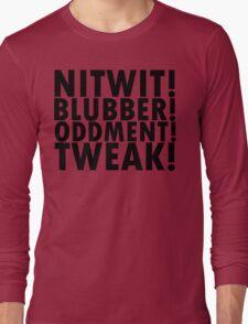 Dumbledore's Hogwarts Welcome Long Sleeve T-Shirt