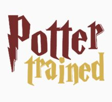 Potter Trained! by loveaj