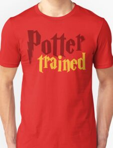 Potter Trained! T-Shirt