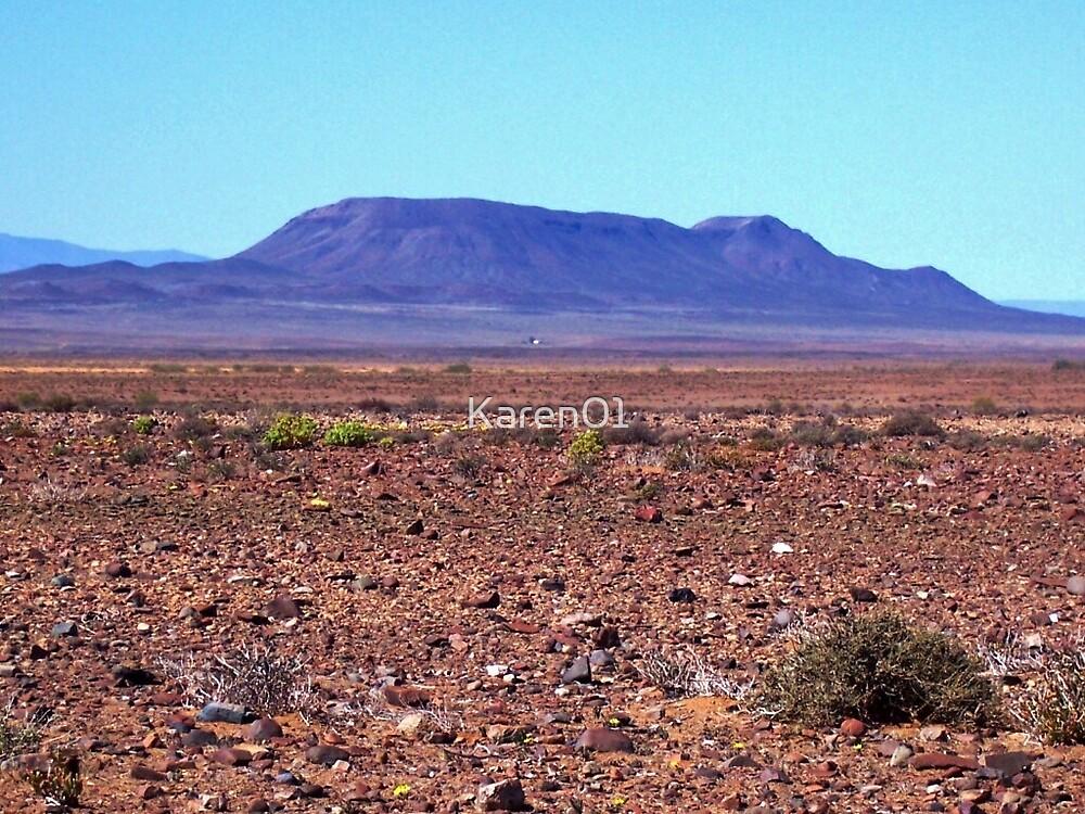 The sheltering desert by Karen01